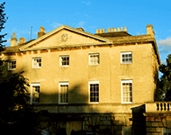 Manor house in Bristol